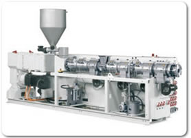 what is extruder machine