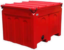 Kaymac Manufacture Plastic Bulk Containers and Storage ...