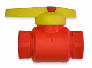 plastic ball valves