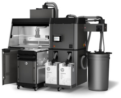 HP Jet 3D Printer